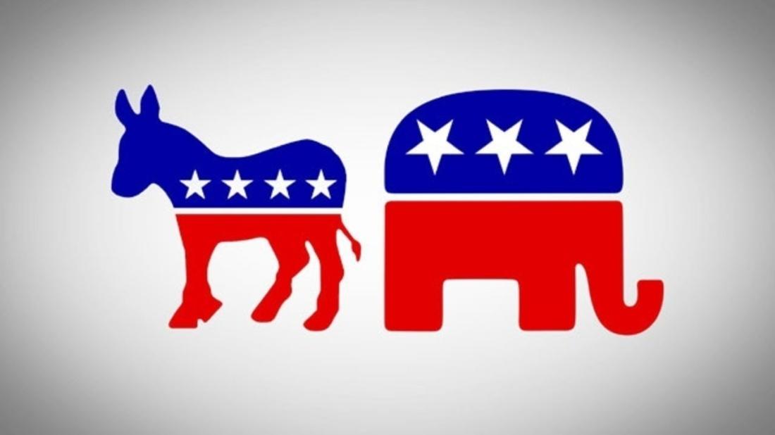 Democratic, Republican party logos_35712674_7960360_ver1.0_1280_720